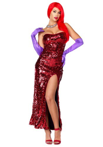 Women's Toon Temptress Costume