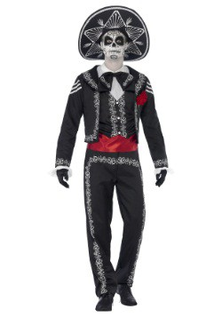 Day of the Dead Senor Bones Costume