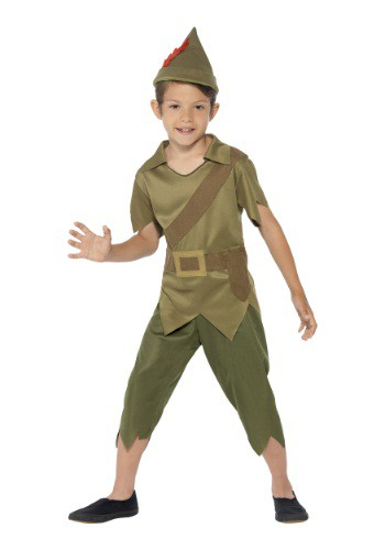 Child's Robin Hood Costume