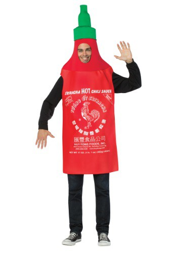 Sriracha Adult Tunic Costume