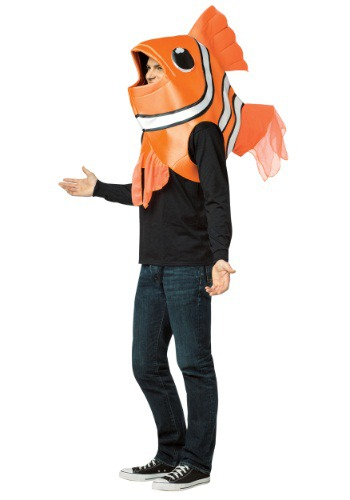 Click Here to buy Adult Clown Fish Costume from HalloweenCostumes, CDN Funds & Shipping