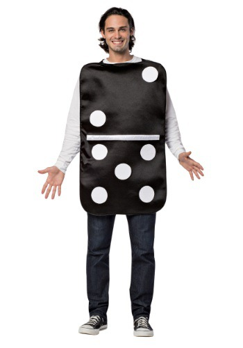 Adult Domino Costume