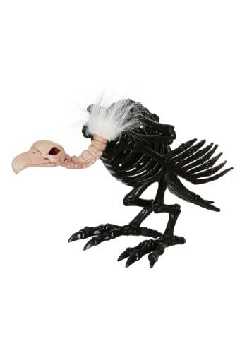 Black Skeleton Vulture