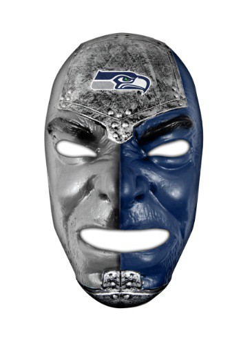 Adult NFL Seattle Seahawks Fan Face Mask