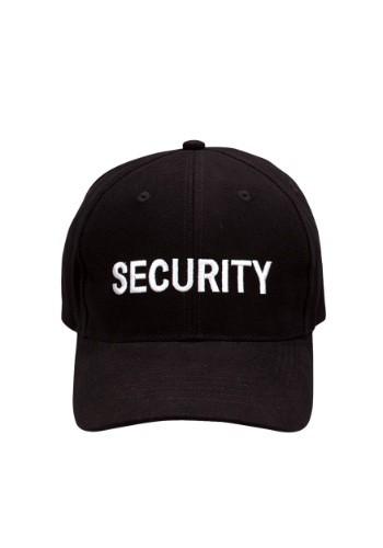 Adult Security Baseball Cap