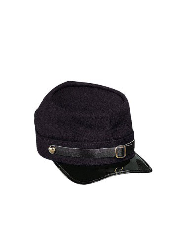 Click Here to buy Adult Deluxe Union Kepi Hat from HalloweenCostumes, CDN Funds & Shipping