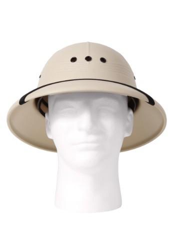 Adult Deluxe Khaki Pith Hat