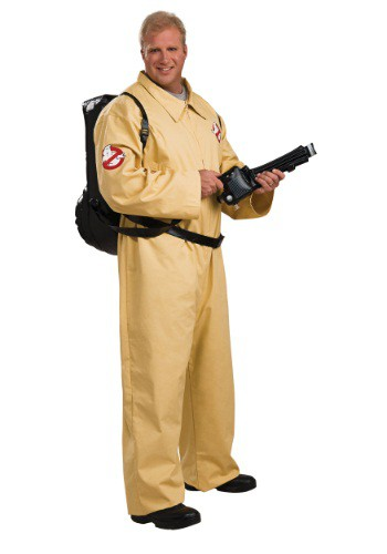 Plus Size Deluxe Ghostbusters Costume