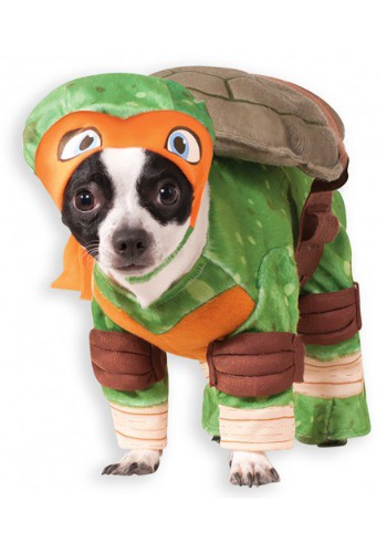 TMNT Michelangelo Pet Costume