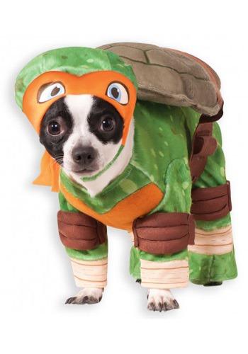 TMNT Michelangelo Pet Costume