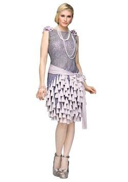 Womens Great Gatsby Daisy Bluebells Dress