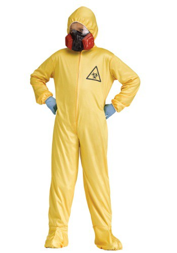 Click Here to buy Kids Hazmat Costume from HalloweenCostumes, CDN Funds & Shipping