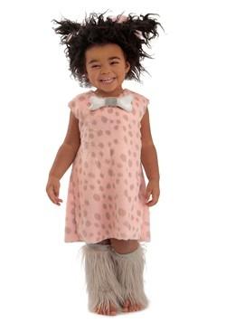 Girl's Cavebaby Costume
