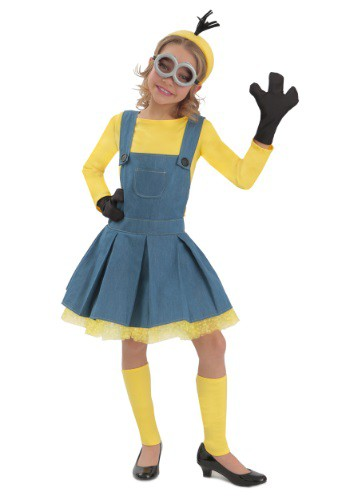 Minions Deluxe Bob Jumpsuit Child Size Costume
