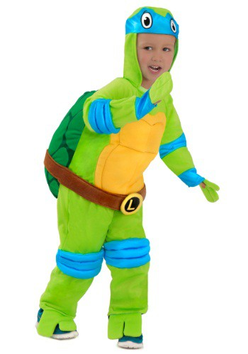 Child TMNT Leonardo Deluxe Jumpsuit