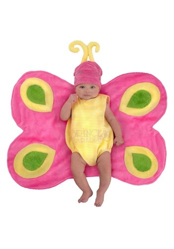 Infant Beautiful Butterfly Swaddle