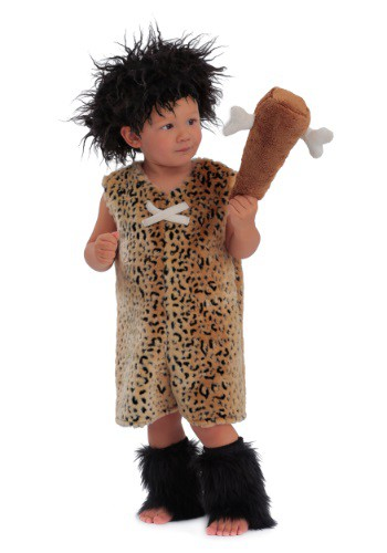 Toddler Caveman Costume | Decades Costume for Kids