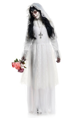 Click Here to buy Womens Nightshade Bride Costume from HalloweenCostumes, CDN Funds & Shipping