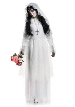 Womens Nightshade Bride Costume