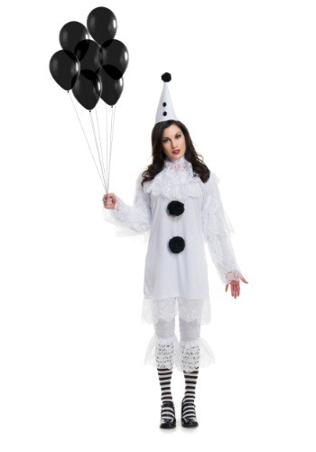 Click Here to buy Womens Heartbroken Clown Costume from HalloweenCostumes, CDN Funds & Shipping