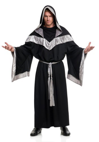 Click Here to buy Mens Evil Sorcerer Costume from HalloweenCostumes, CDN Funds & Shipping