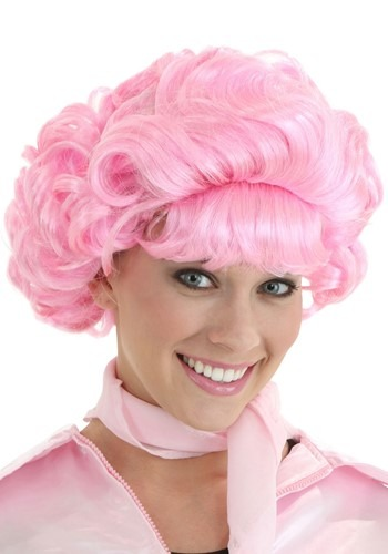 Click Here to buy Grease Frenchy Wig from HalloweenCostumes, CDN Funds & Shipping