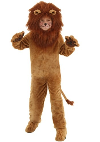 Click Here to buy Deluxe Kids Lion Costume from HalloweenCostumes, CDN Funds & Shipping