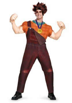 Adult Deluxe Wreck It Ralph Costume