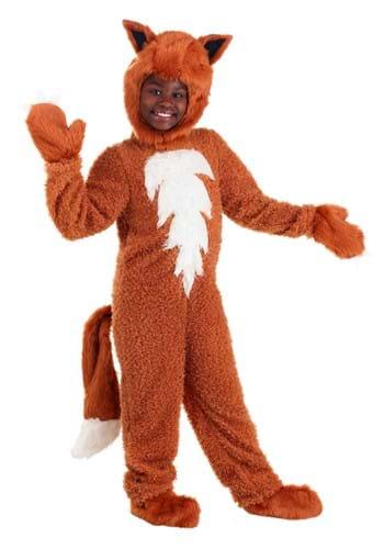 Child Fox Costume_Update