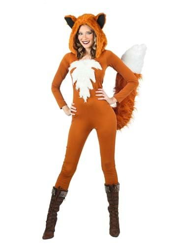 Click Here to buy Sexy Fierce Fox Costume from HalloweenCostumes, CDN Funds & Shipping