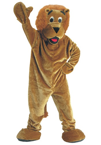 Click Here to buy Mascot Lion Costume from HalloweenCostumes, CDN Funds & Shipping