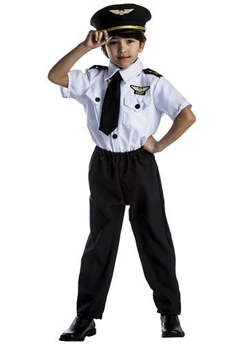 Pilot Costume For Child