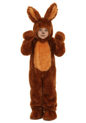Toddler Brown Bunny Costume