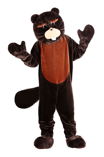 Click Here to buy Beaver Mascot Costume from HalloweenCostumes, CDN Funds & Shipping