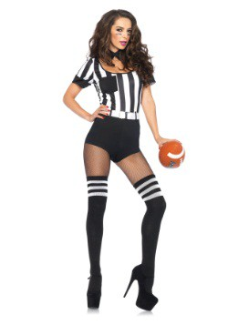 Womens No Rules Referee Costume