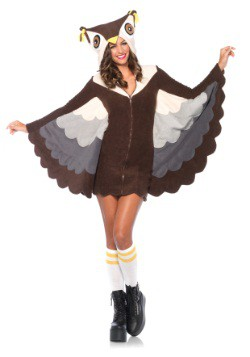 Cozy Owl Costume