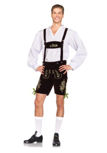 Click Here to buy Costume Oktoberfest Lederhosen from HalloweenCostumes, CDN Funds & Shipping
