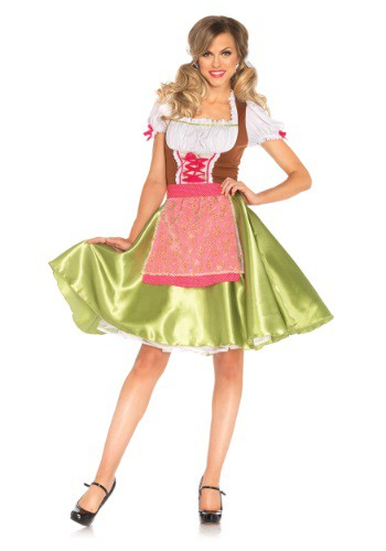 Click Here to buy Womens Darling Greta Costume from HalloweenCostumes, CDN Funds & Shipping