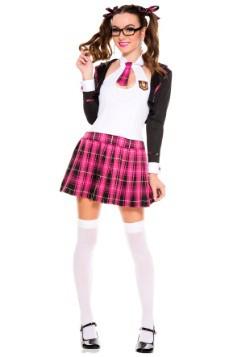 Women's Class Nerd Costume