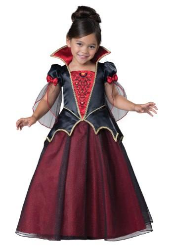 Toddler Vampiress Costume