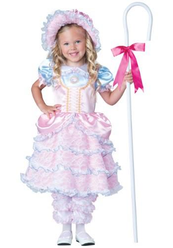 Toddler Bo Peep Costume