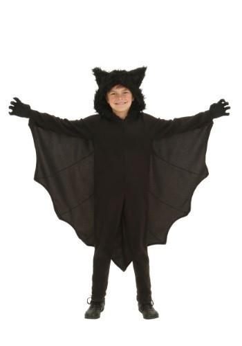 Child Fleece Bat Costume