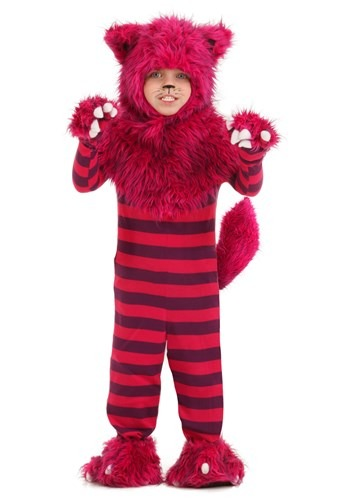 Click Here to buy Toddler Deluxe Cheshire Cat Costume from HalloweenCostumes, CDN Funds & Shipping