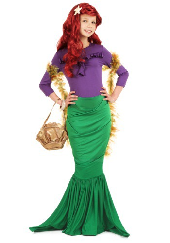 Click Here to buy Kids Bubbly Mermaid Costume from HalloweenCostumes, CDN Funds & Shipping