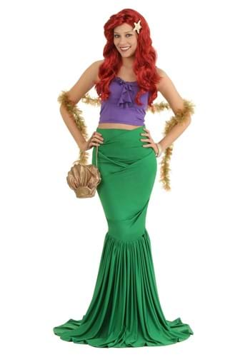 Click Here to buy Adult Mermaid Costume from HalloweenCostumes, CDN Funds & Shipping