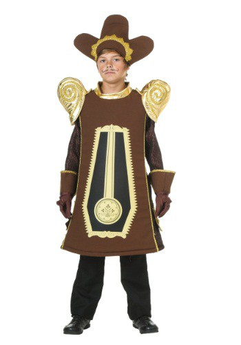 Click Here to buy Kids Clock Costume from HalloweenCostumes, CDN Funds & Shipping