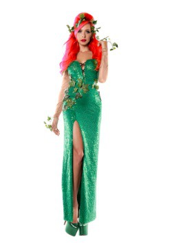 Womenu0027s Elegant Ivy Costume  sc 1 st  Halloween Costumes : batman and poison ivy costumes  - Germanpascual.Com