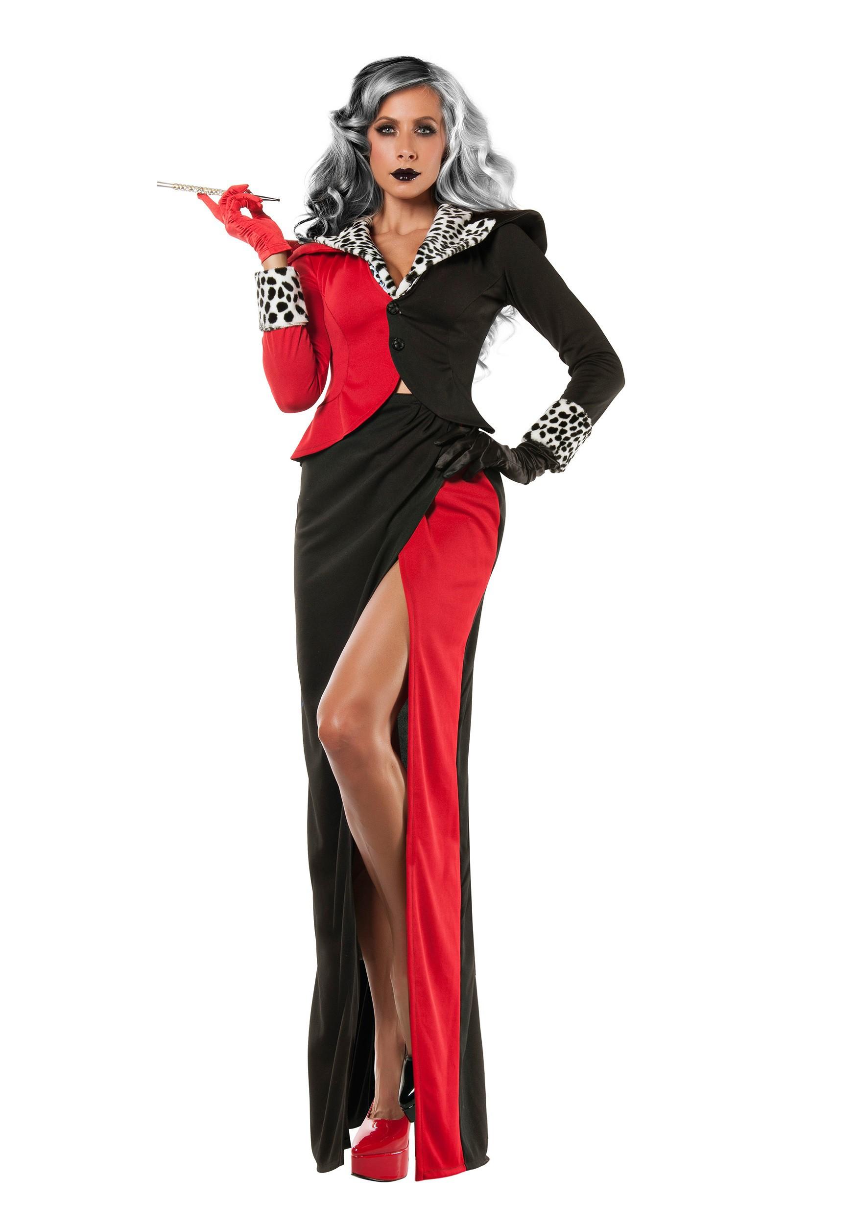 Women S Cruel Boss Lady Costume