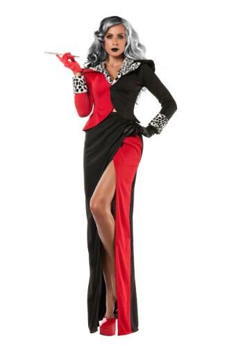 Women's Cruella DeVil Costume