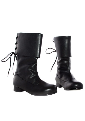 Click Here to buy Kids Sparrow Pirate Boots from HalloweenCostumes, CDN Funds & Shipping